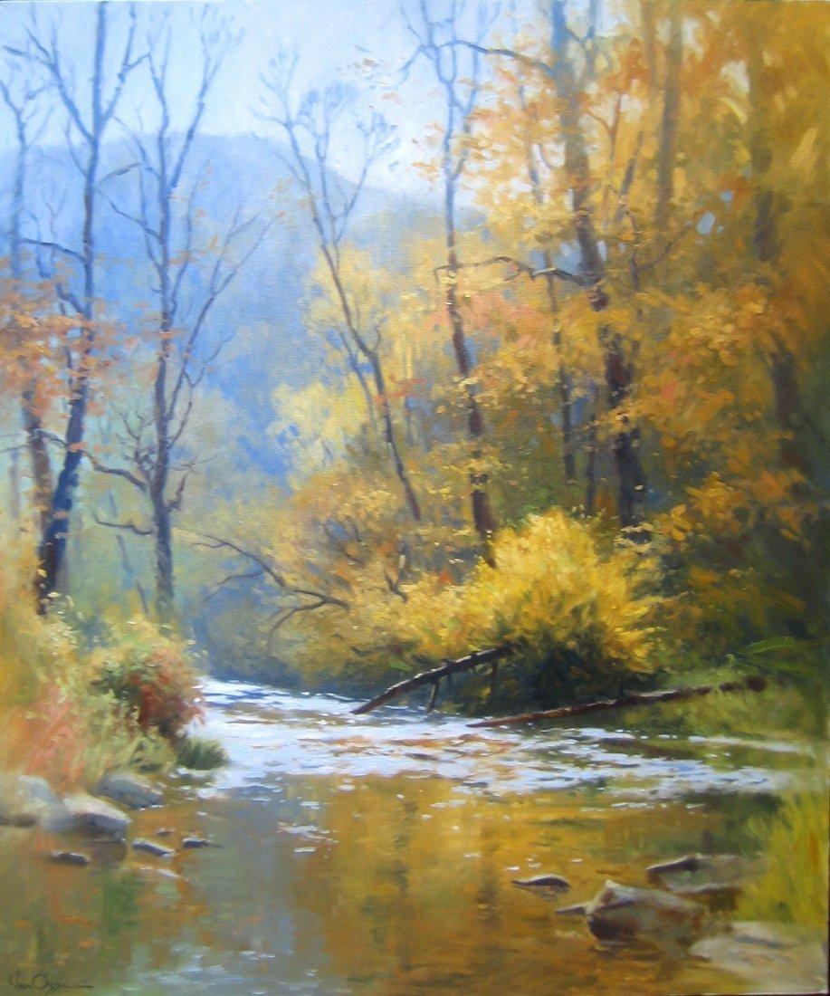 """""""Season of Light"""" by Barrie VanOsdell OPA"""