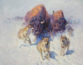 """Stampede"" by Vladimir Ribatchok OPA"