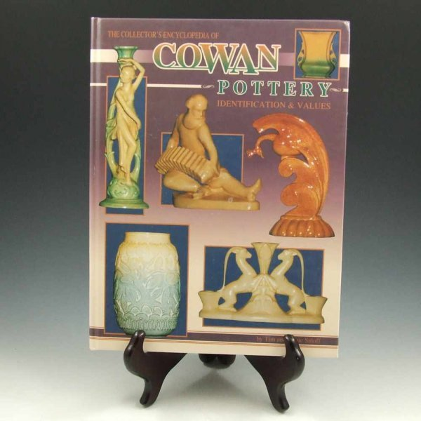 5: Collector's Encycl. of Cowan Pottery by Saloffs