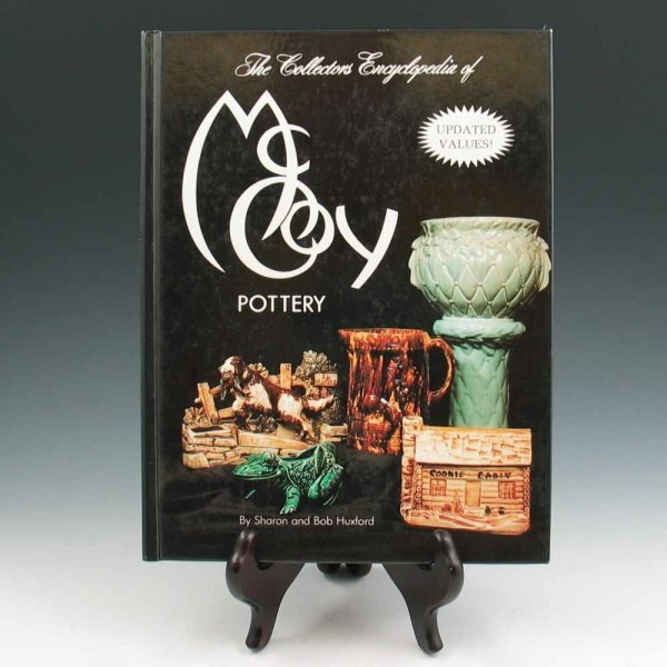 7: Collectors Encycl. of McCoy Pottery by Huxfords
