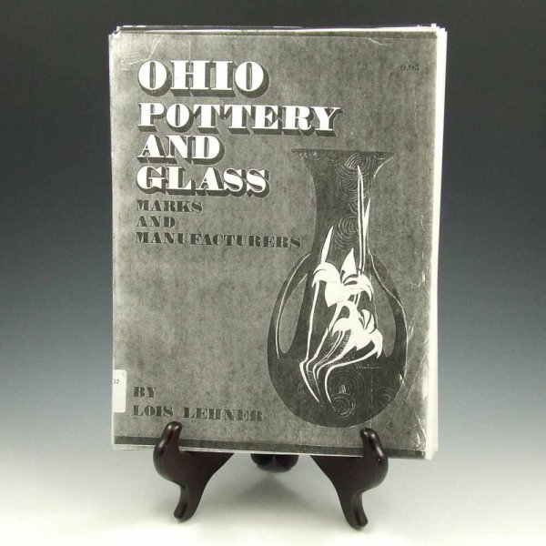 14: Ohio Pottery and Glass Marks and Manuf. by Lehner