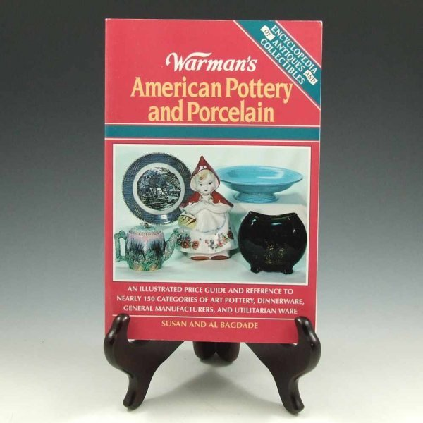 16: Warman's American Pottery and Porcelain by Bagdade
