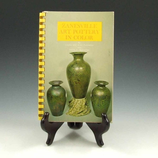 17: Zanesville Art Pottery in Color by Purviances