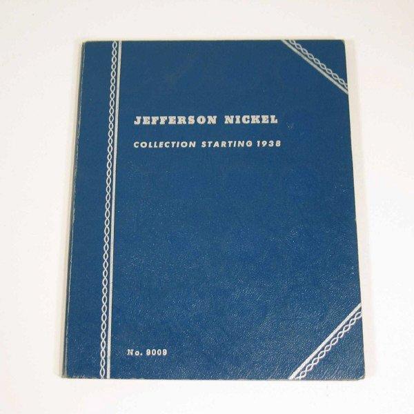 1014: 1938 to 1959-D Complete Jefferson Nickel Set