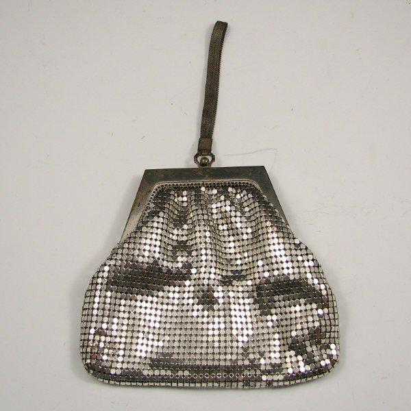 2: Vintage Whiting & Davis Mesh Handbag