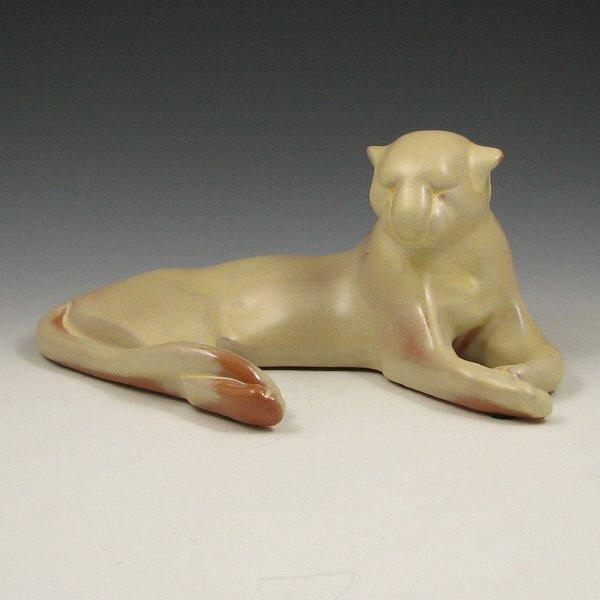 508: Frankoma #116 Reclining Puma