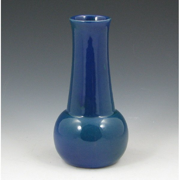 "2006: Cowan Arabian Night Glazed 6"" Vase - Excellent"