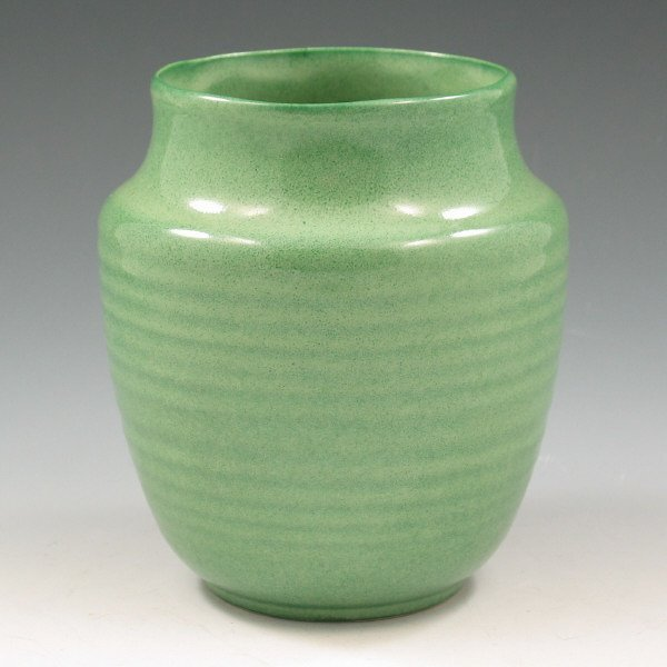 "2015: Cowan Fir Green 5 1/8"" Vase - Mint"