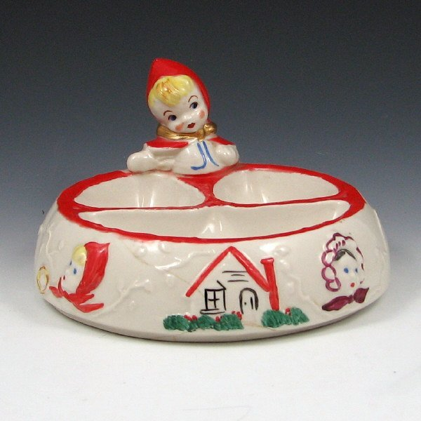 180: Hull Little Red Riding Hood Baby Feeding Dish