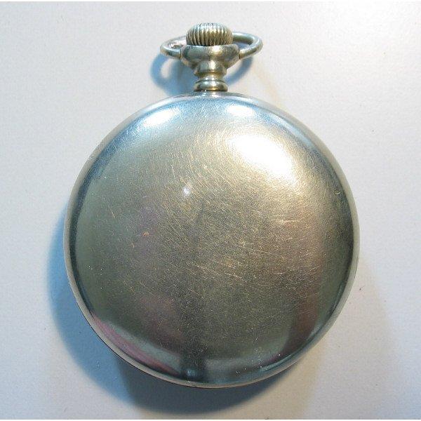 4219: Atlas Watch Co. Pocket Watch in Fahys Case - 2