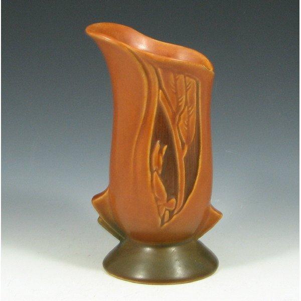 """5009: Roseville Silhouette 782-7"""" Vase"""