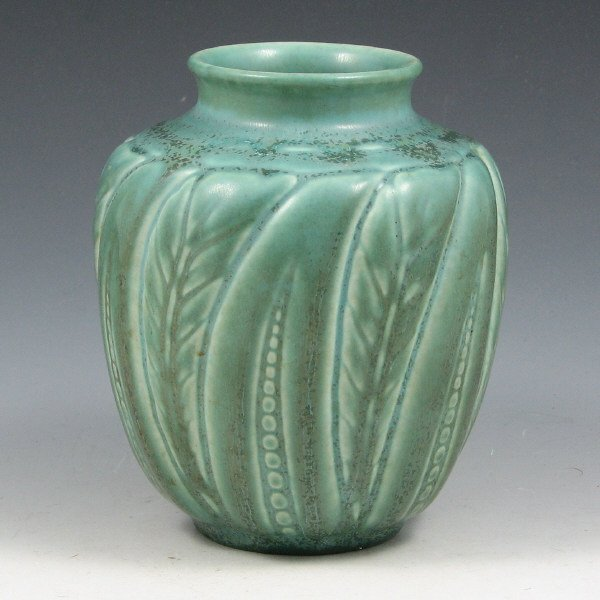 204: Rookwood 1939 Art Deco Vase - Mint