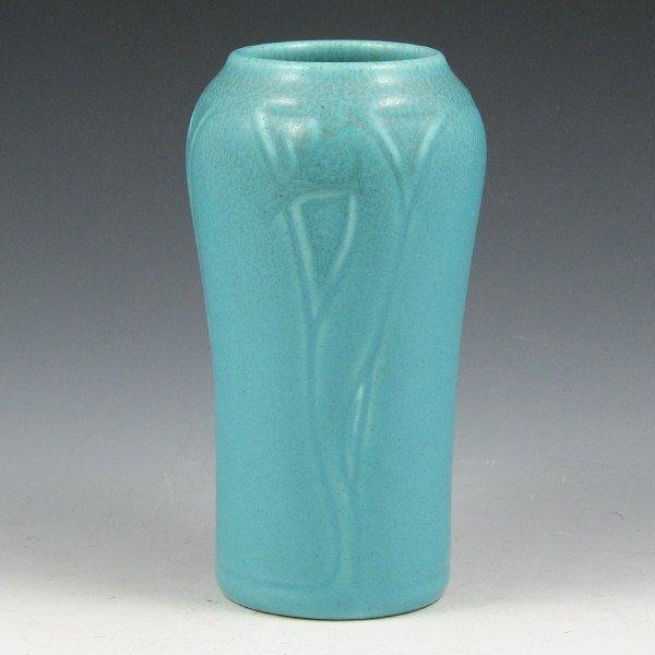 208: Rookwood 1928 Seahorse Vase - Mint