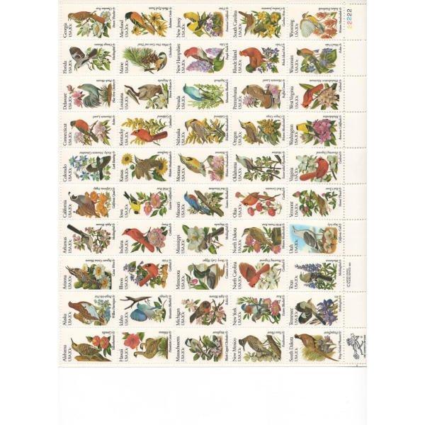 5: Sheet Album - Over 20 sheets of stamps (SCV $475+)