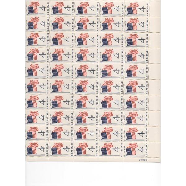 17: Sheet Album - Over 20 Sheets of stamps (SCV $236+)