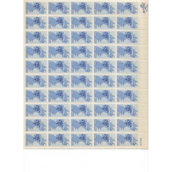 19: Sheet Album - Over 20 Sheets of stamps (SCV $230+)