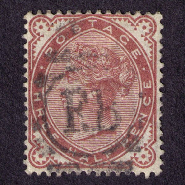 2331: Great Britain SC# 80 (SCV $45)