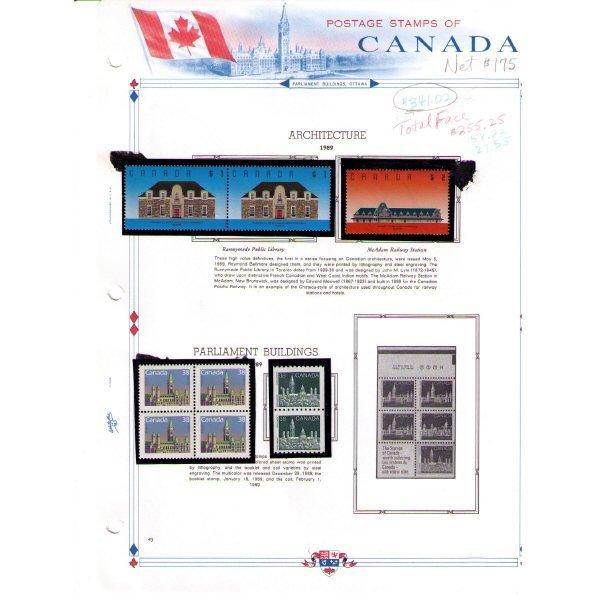 3086: Canada Album