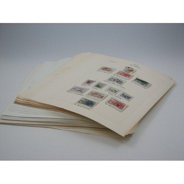 3094: France Semi-Postals & Territories