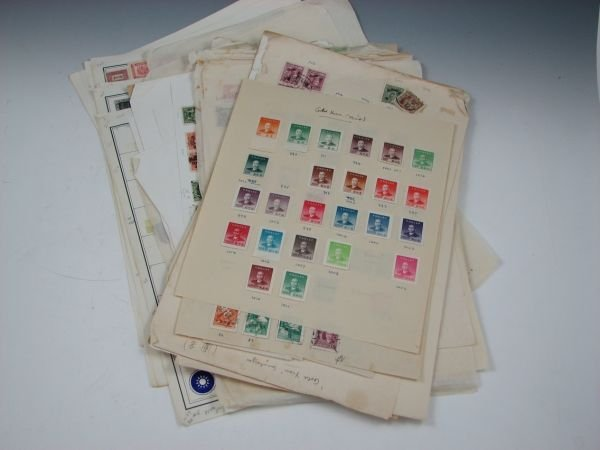 3119: China Stamps