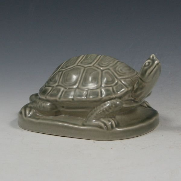 22: Rookwood 1965 Turtle Paperweight - Mint