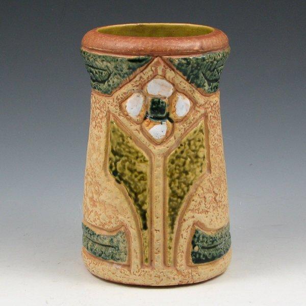 """1001: Roseville Mostique 3-6"""" Vase - Mint"""