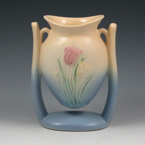 "5: Hull Tulip 103-33-6"" Suspended Vase - Mint"