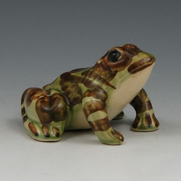 "1009: Brush McCoy 4"" Frog Figurine - Mint"