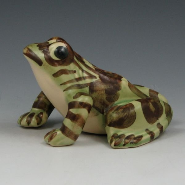 "1012: Brush McCoy 5"" Frog Figurine - Mint"