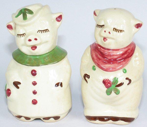 1: Shawnee Smiley & Winnie S&P Clover Bud Set - Mint