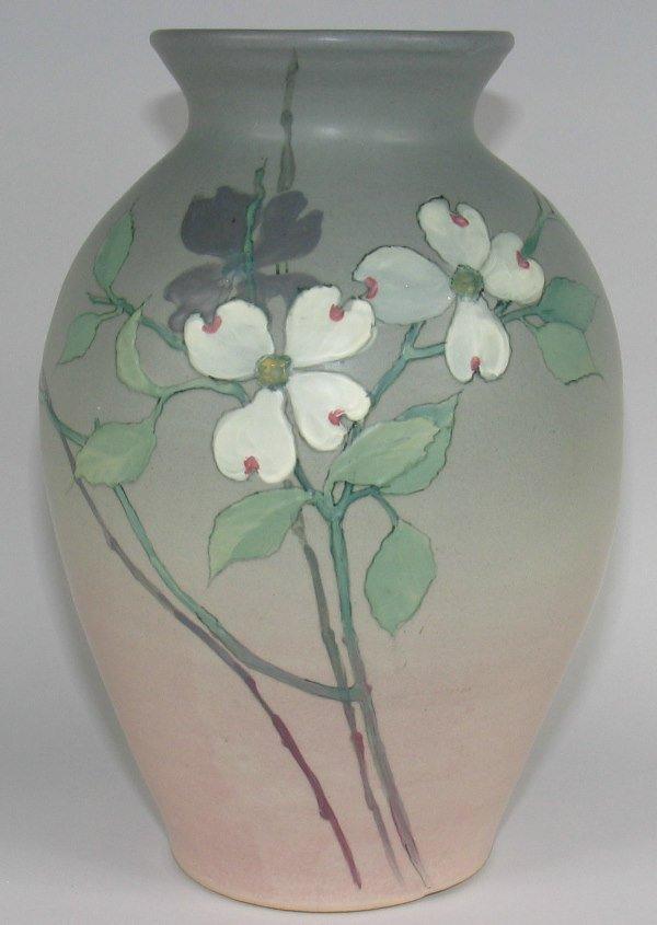 """6: Weller Hudson 14"""" Vase by Sarah Timberlake"""