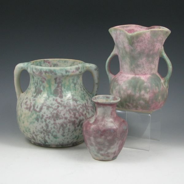 5: Burley Winter Vases (Three) - Mint