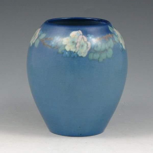 "6: Rookwood 1919 Vellum 4 3/4"" Vase by McDonald"