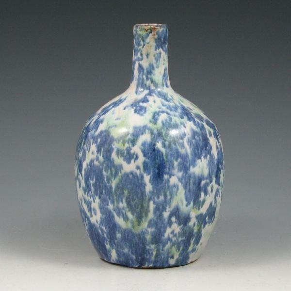 "13: A.R. Cole 7 1/8"" Bottle Necked Vase"