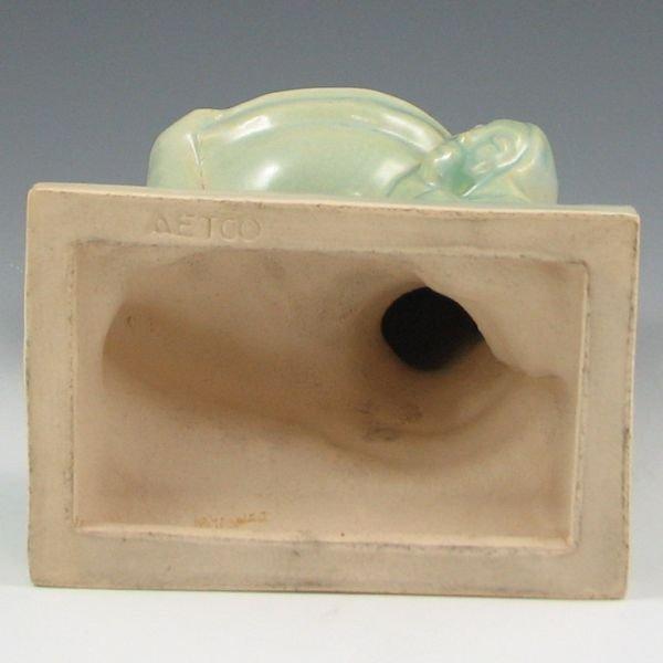 14: American Encaustic Tile Co. Semi-Nude Figure - 3