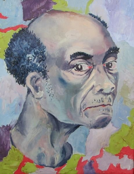 2: Balding Man