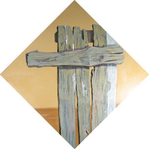 21: Old Wood Slats