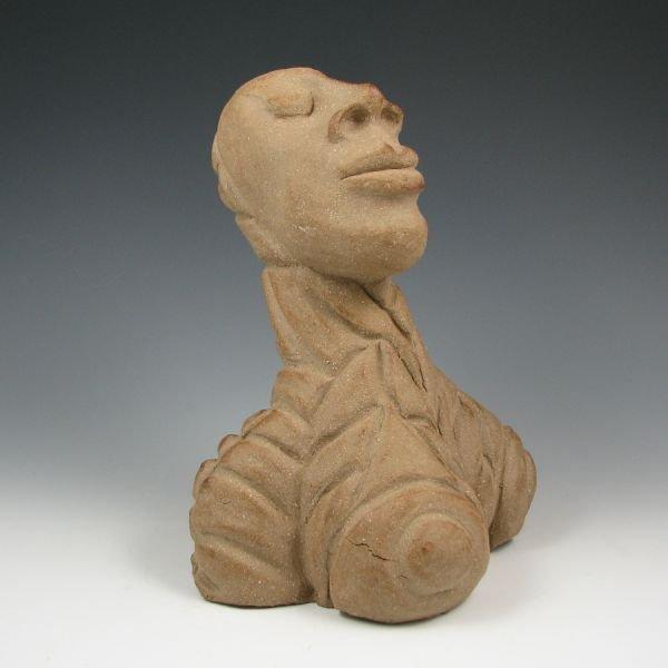 """4: Rebecca Lowery 9 1/2"""" Sculpture - Mint"""