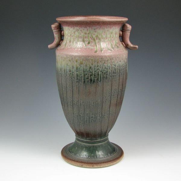 """7: Larry Spears 11 1/4"""" Vase - Mint"""