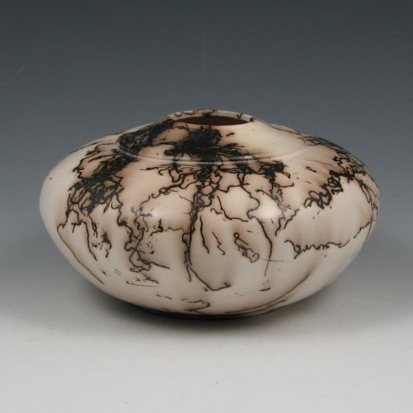 12: Jolee Chartrand Squat Vase - Mint