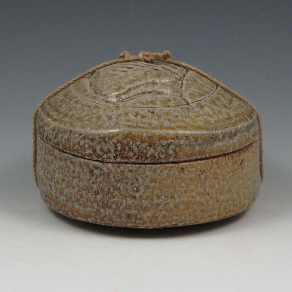 18: Byron Temple Lidded Vessel - Mint