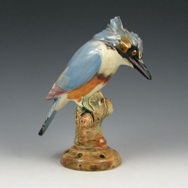 2212: Weller Brighton Kingfisher Figure - Mint