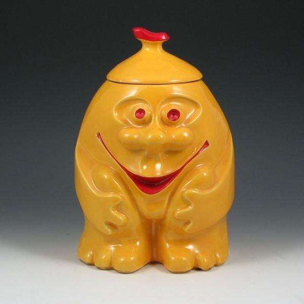 24: McCoy Gleep Cookie Jar - Excellent