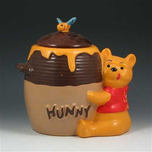 150 Winnie The Pooh Hunny Pot Cookie Jar