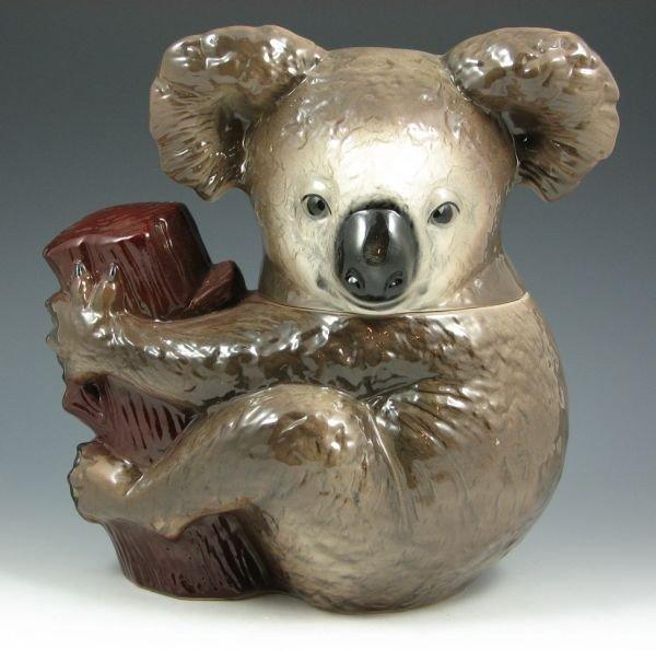 282: California Originals Koala Cookie Jar - Excellent