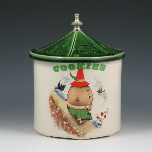 420: McCoy Humpty Dumpty Cookie Jar - Excellent