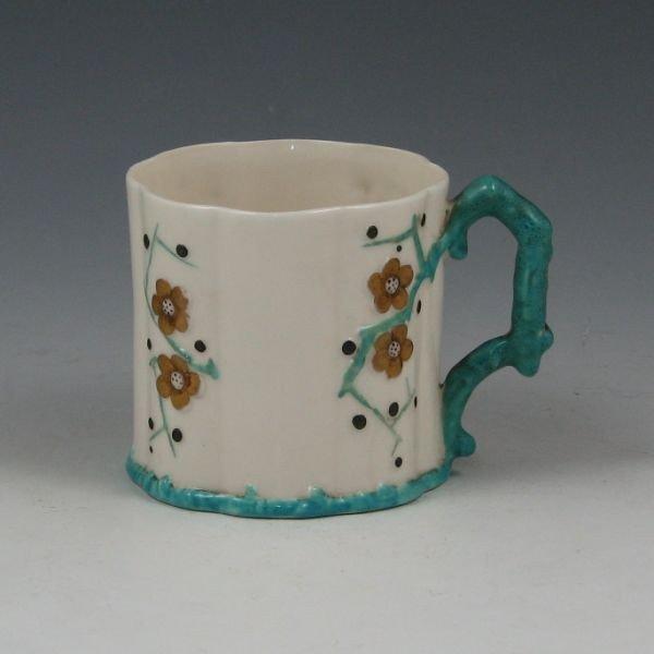 108: Belleek Thorn Cup - 1st Black & Registry