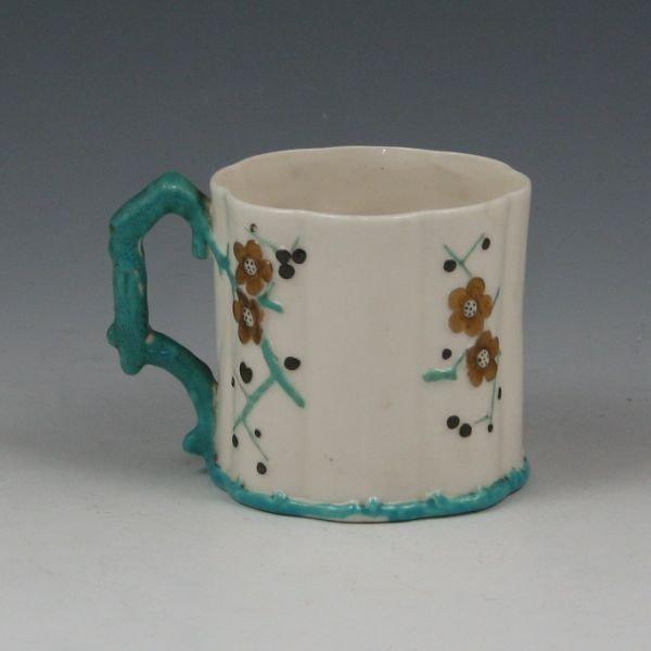 108: Belleek Thorn Cup - 1st Black & Registry - 2