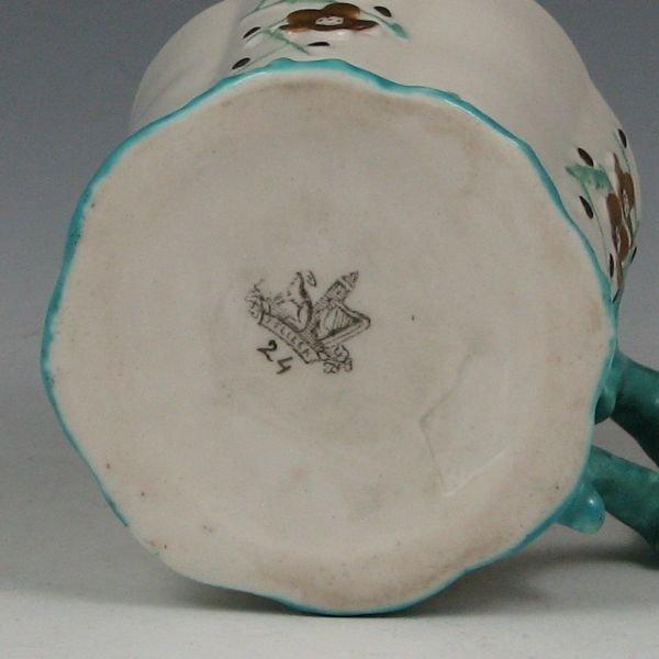 108: Belleek Thorn Cup - 1st Black & Registry - 3