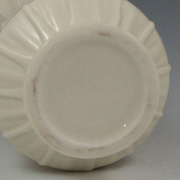 157: Belleek Nile Vase - 2